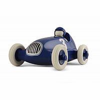 Bruno Race Car - Blue