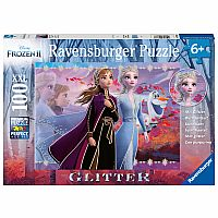 Ravensburger 100 Piece Puzzle Strong Sisters Frozen