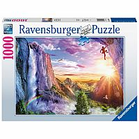 Ravensburger 1000 Piece Puzzle Climbers Delight