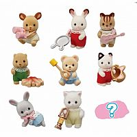 Calico Critter Baby Camping Blind Bag