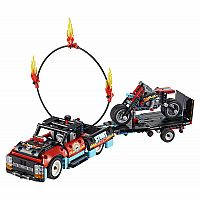 LEGO TECHNIC STUNT TRUCK BIKE