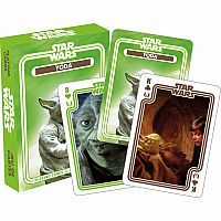 NMR YODA PLAYING CARDS