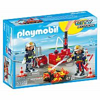 PLAYMOBIL CITY ACTION FIREFIGHTERS