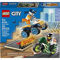 Lego City Stunt Team