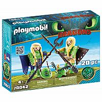 PLAYMOBIL DRAGONS FLIGHT SUIT