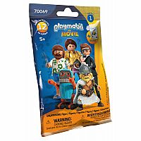 PLAYMOBIL MOVIE MYSTERY FIGURE