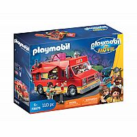 PLAYMOBIL MOVIE DEL'S TACO TRUCK