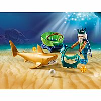 PLAYMOBIL MERMAID KING OF THE SEA