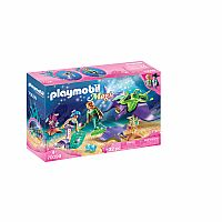 PLAYMOBIL MERMAID PEARL COLLECTORS