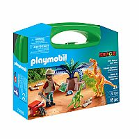PLAYMOBIL DINOS CARRY CASE