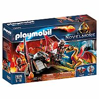 PLAYMOBIL NOVELMORE DRAGON TRAINING