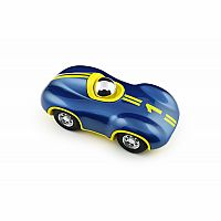 Mini Speedy Car - Yellow & Blue
