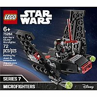 LEGO STAR WARS Kylo Ren's Shuttle™ Microfighter