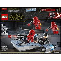 LEGO STAR WARS SITH TROOPERS BATTLE PACK