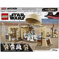 LEGO STAR WARS OBI WANS HUT
