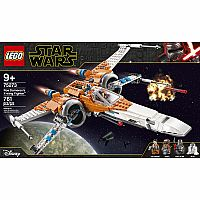 LEGO STAR WARS Poe Dameron's X-wing Fighter™