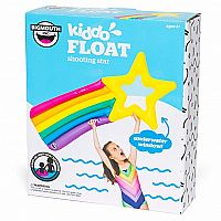 Big Mouth Kiddo Rainbow Pool Float