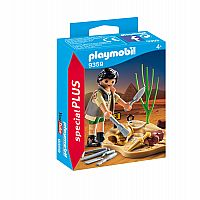 PLAYMOBIL SPECIAL PLUS ARCHEOLOGIST