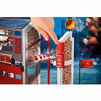 PLAYMOBIL CITY ACTION FIRE STATION