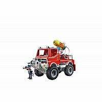 PLAYMOBIL CITY ACTION FIRE TRUCK