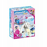 PLAYMOBIL MAGIC YETI WITH SLEIGH