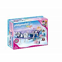 PLAYMOBIL MAGIC SLEIGH WITH COUPLE
