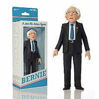 Bernie Sanders Action Hero!