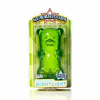 Gummy Lamp Night Light - Green