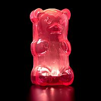 Gummy Lamp Night Light - Pink