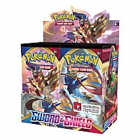 POKEMON SWORD & SHIELD BOOSTER PACK (1 PACK)
