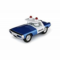 Maverick Police Car - Blue