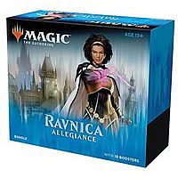 MAGIC THE GATHERING RAVNICA ALLEGIANCE BUNDLE