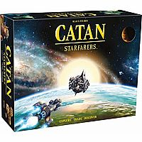 Catan Starfarers of Catan (Second Edition)