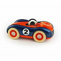 Viglietta Car - Blue & Orange