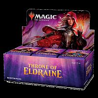 MAGIC THE GATHERING THRONE OF ELDRAINE BOOSTER PACK (1 PACK)