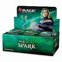 MAGIC THE GATHERING WAR OF THE SPARK BOOSTER (1 PACK)