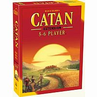 Catan: 5&6 Extension