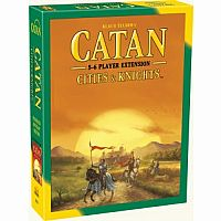 Catan: Cities Knights 5-6 Player Extension
