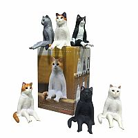 Clever Idiots' Sitting Cat Blind Box